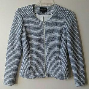 ADRIENNE VITTADINI Zipper Jacket Size S